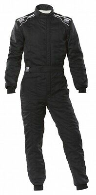 £280.69 • Buy OMP Sport 2 Layer Race Suit Black FIA 8856-2018 Approved Race / Rally