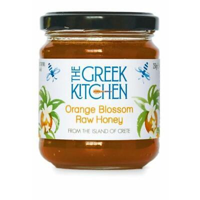 A Range Of Raw Honey From The Greek Kitchen • 8.99£