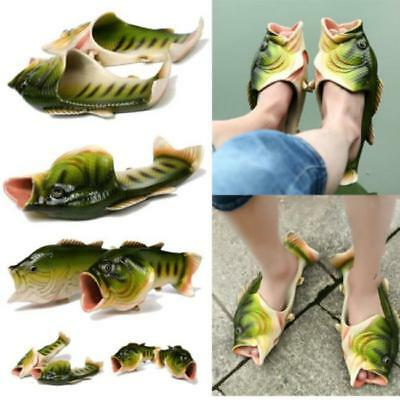 $ CDN12.85 • Buy Sandals Tricky Simulation Fish Slippers Creative Style Beach Shoes Women Men MH