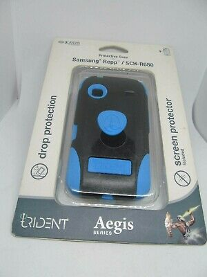 $9.99 • Buy New Sealed Samsung Sch-r680 Repp Trident Aegis Case W/screen Protector Kit $30