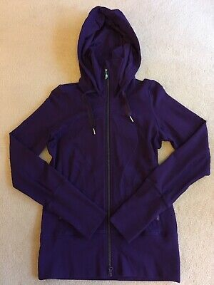 $ CDN79.99 • Buy Lululemon Stride Jacket Lolo Purple 4