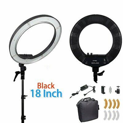 AU89.99 • Buy BEST 19  5500K Dimmable Diva LED Ring Light Diffuser MIRROR Stand Make Up Studio