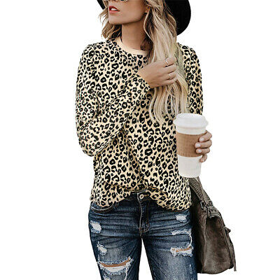 AU13.25 • Buy Clothing & Accessories Top T-shirt T Shirt Blouse Casual Holiday Loose Soft