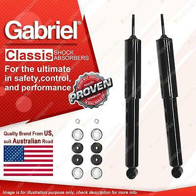 AU108.52 • Buy 2 X Front Gabriel Classic Shock Absorbers For Dodge 106-1500B Ute 66-71
