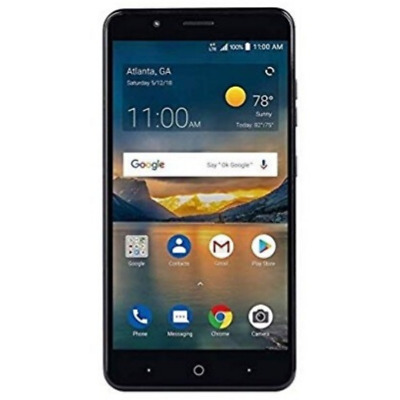 $115.99 • Buy ZTE Blade X2 Max 6400 6  Inch Screen UNLOCKED 16MP Camera GSM Android Oreo NEW