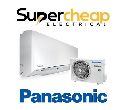 AU915 • Buy Panasonic Air Conditioner R32 3.5KW Split System Remote CS-RZ35VKR CU-RZ35VKR