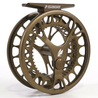 $300 • Buy Sage Click Fly Reel Bronze - ALL SIZES - FREE LINE AND BACKING - FREE SHIPPING