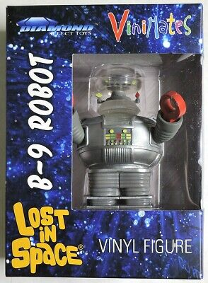 AU17.41 • Buy ESAR4701. Lost In Space B-9 ROBOT Vinimates Vinyl Figure Diamond Select (2016)