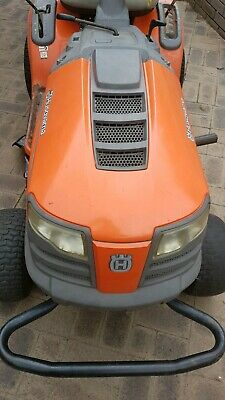 AU1950 • Buy Ride On Mower Husqvarna LT1597 15hp 2007