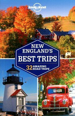 £2.18 • Buy Lonely Planet New England's Best Trips (Travel Guide),Lonely Planet, Mara Vorhe