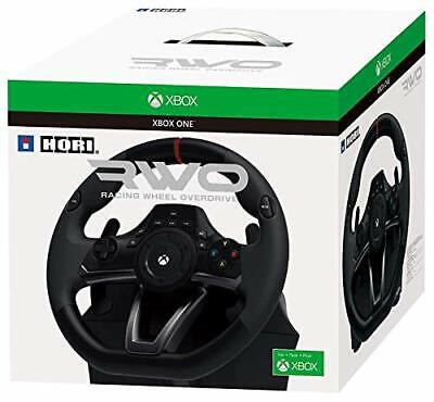 $119.15 • Buy Xbox One Steering Wheel And Pedal Set Racing Gaming Simulator Driving Real