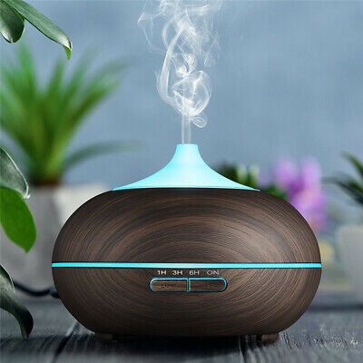 AU26.95 • Buy Essential Oil Aroma Diffuser Ultrasonic Humidifier Aromatherapy LED Purifier NEW