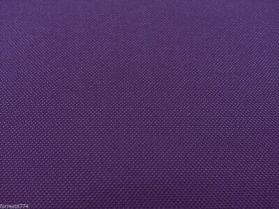 £17.85 • Buy DECKCHAIR WATERPROOF PURPLE CANVAS TYPE FABRIC 150CM WIDE X 1.5MTR ENOUGH FOR 2