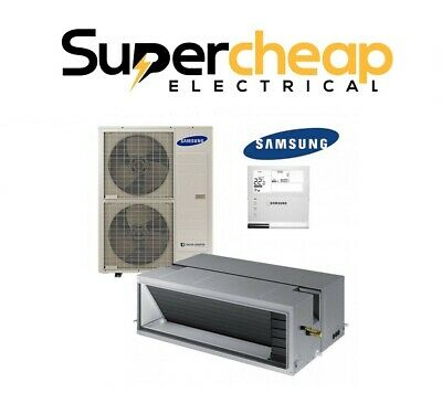 AU5945 • Buy Supply & Install Samsung 14KW Ducted Split Air Conditioner AC140HBHFKH