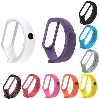$1.16 • Buy TPE Adjustable Smart Watch Band Bracelet Strap Replace For Xiaomi MI Band 3/4
