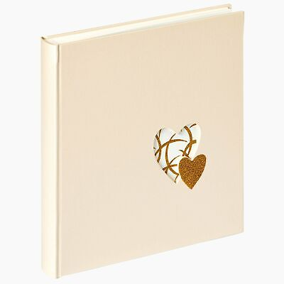 £59.22 • Buy Heart Of Gold 50th Anniversary Photo Albums With Window