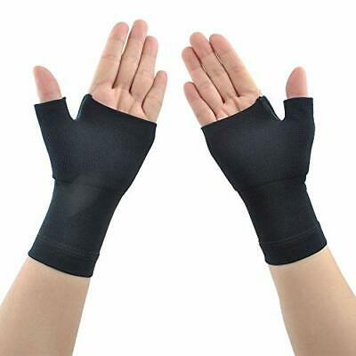 $4.97 • Buy Compression Arthritis Gloves (1 Pair) For Carpal Tunnel, Computer Typing,Athle M