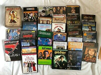 $ CDN49.36 • Buy Lot Of 32 Assorted DVDs Misc. Series & Movies - Some NEW