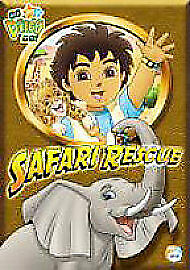 Go Diego Go - Safari Rescue (DVD, 2008) • 3.50£