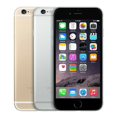 AU149 • Buy As New Apple IPhone 6 16GB 64GB 128GB Smartphone 100% Unlocked With Aus Warranty