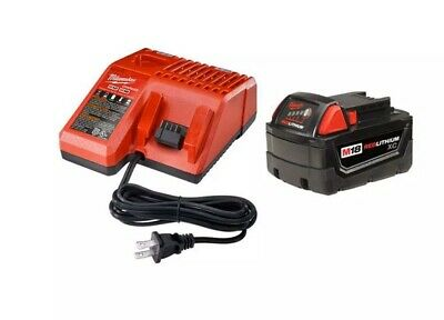 $84 • Buy MILWAUKEE 48-59-1813 M18 REDLITHIUM XC 18V 3.0Ah Battery With Multi-Volt Charger