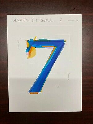 $12 • Buy BTS - MAP OF THE SOUL : 7 Album VERSION 04 (NO PHOTOCARD)