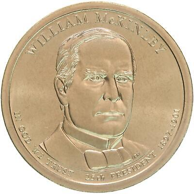 $5.04 • Buy 2013 P Presidential Dollar William McKinley Gem BU Clad US Coin