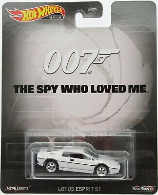 $ CDN19.75 • Buy 007 Spectre ~ Lotus Esprit S1 Diecast Car ~ 1:64 ~ Premium Hot Wheels