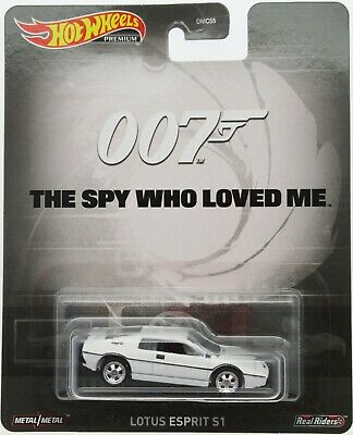 $ CDN21.67 • Buy 007 Spectre ~ Lotus Esprit S1 Diecast Car ~ 1:64 ~ Premium Hot Wheels