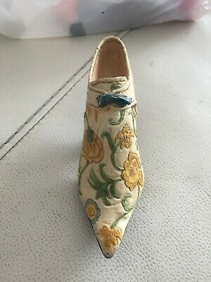 Just The Right Shoe - Brocade Court -  25002 - Used - Lovely • 2.95£