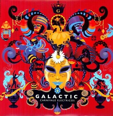 Galactic - Carnivale Electricos [New Vinyl LP] • 18.60£
