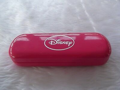 £2.99 • Buy Used - Disney Pink Children's Glasses / Sunglasses Case - Proceeds To Charity