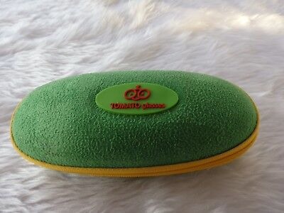 Used - Tomato Glasses Green Glasses / Sunglasses Case - Proceeds To Charity • 2.99£