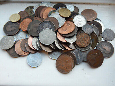 Old British And Foreign Coins • 0.99£