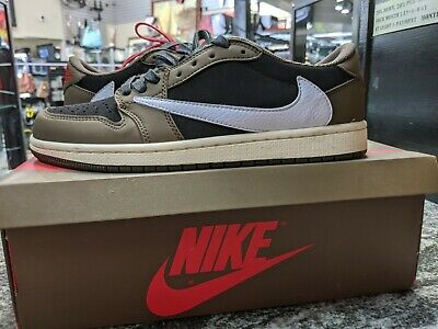 $700 • Buy Air Jordan 1 Retro Low Travis Scott Cactus Jack  8.5