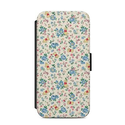 $ CDN16.39 • Buy  Winnie The Pooh Floral Pattern H49 WALLET PHONE CASE COVER IPHONE&SAMSUNG