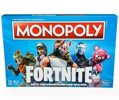 $17.99 • Buy MONOPOLY FORTNITE Edition Board Game - 2018 - New