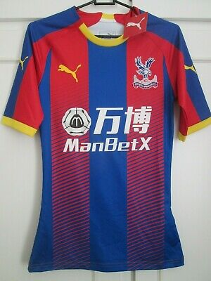Crystal Palace 2018-2019 Pro Fit Player Home Football Shirt BNWT / 44247 • 29.99£