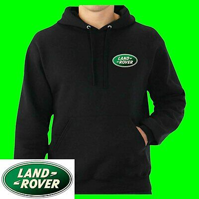 £18 • Buy Landrover LOGO EMBROIDERED CLASSIC HOODIE