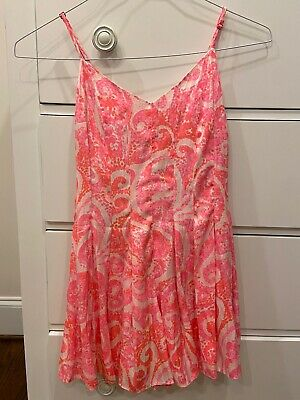 $35 • Buy Lilly Pulitzer Romper