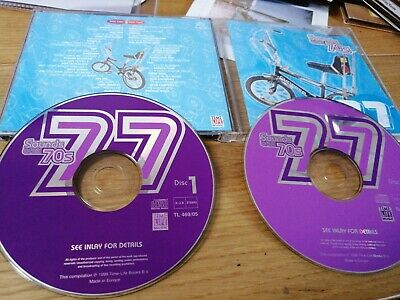 Time Life Sounds Of The 70s 77 Great Set • 6£