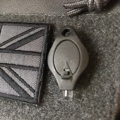 Tactical Velcro Micro Torch • 5£