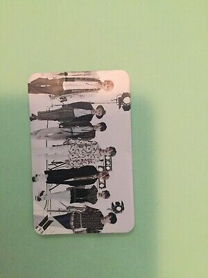 $3.50 • Buy Bts Group Photocard + Free Gifts :) Limited Pc (offers Welcome)
