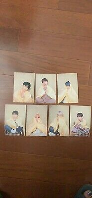 $6.99 • Buy BTS Official Postcard Photocard BTS Map Of The Soul Persona US SELLER
