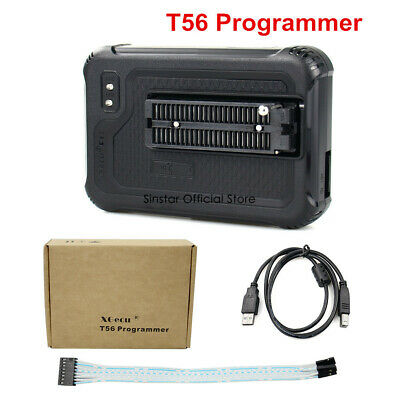 XGecu T56 Programmer 56 Pin Drivers Support 20000+ ICs For PIC/NAND Flash/EMMC • 104.19£
