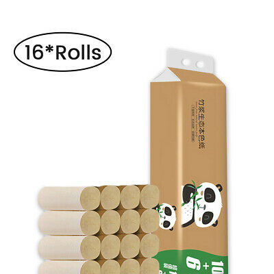 AU21.99 • Buy 16ROLLS Toilet Paper Giant Skin-friendly Mixed Pulp Home Comfortable Brand New
