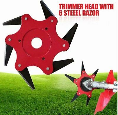 AU26.20 • Buy 6 Steel Razors Trimmer Head (CLEAR STOCK NOW)