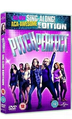 Pitch Perfect: Sing-Along Edition (2011) NEW SEALED DVD • 1.89£
