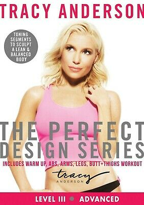 £1.95 • Buy Tracy Anderson Perfect Design Series - Sequence 3 (DVD, 2013) NEW SEALED DVD