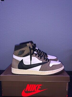 $610 • Buy Travis Scott Jordan 1 High Size 10.5